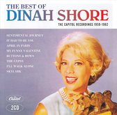The Best Of Dina Shore - The Capitol Recordings 1959-1962
