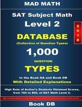 2018 SAT Subject Math Level 2 Book DB