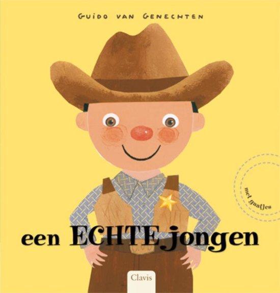 Een echte jongen - Guido van Genechten |