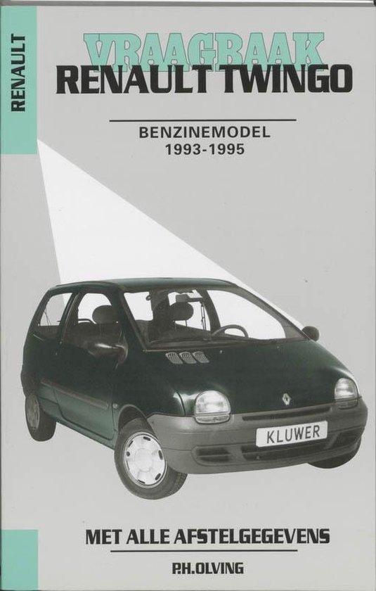Autovraagbaken - Vraagbaak Renault Twingo Benzinemodel 1993-1995 - Olving |