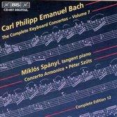 Keyboard Concertos Vol 7
