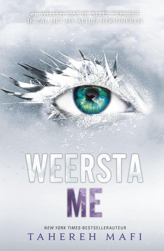 Touching Juliette 5 - Weersta me - Tahereh Mafi |