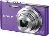 Sony Cybershot DSC-W830 - Paars