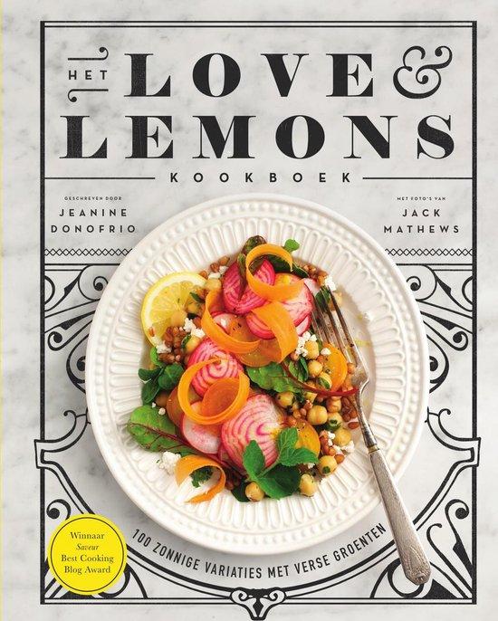 Het love & lemons kookboek - Jeanine Donofrio |