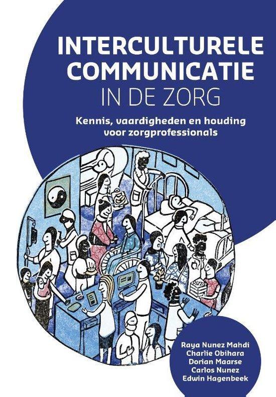 Boek cover Interculturele communicatie in de zorg van Raya Nunez Mahdi (Paperback)