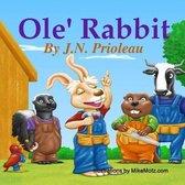 Boek cover OLE Rabbit van J.N. Prioleau