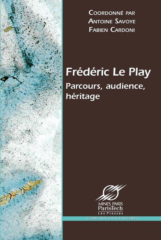 Boek cover Frédéric Le Play van Collectif (Onbekend)
