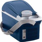 Mobicool T08 Draagbare Elektrische Koelbox - 8 L - 12V autolader - Blauw