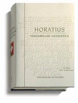 Boek cover Latijnse Poezie 1 -   Verzamelde gedichten van Horatius