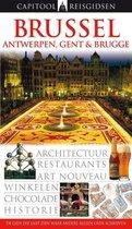 Capitool reisgids Brussel, Antwerpen, Gent en Brugge