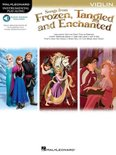 Songs from Frozen, Tangled & Enchanted - Violin