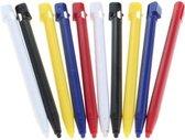 10 Kunstof Styluspennen voor de Nintendo DSi