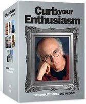 Curb Your Enthusiasm 1-8 (Import)