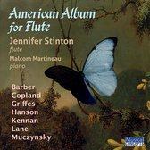 American Album For Flute