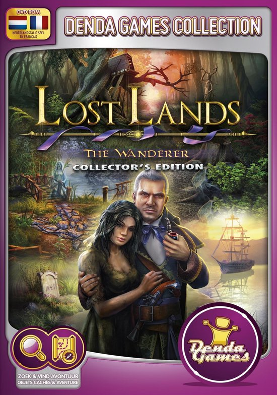 Lost Lands - The Wanderer (Collectors Edition)