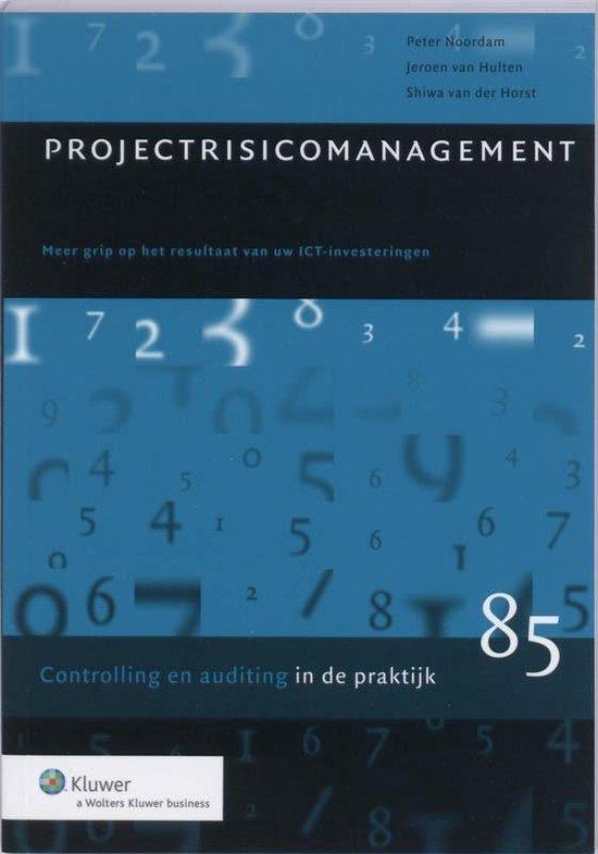 Controlling & auditing in de praktijk 85 - Projectrisicomanagement - P. Noordam |