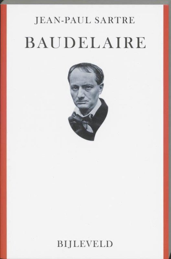 Boek cover Baudelaire van Jean-Paul Sartre (Paperback)