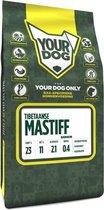 Yourdog tibetaanse mastiff hondenvoer senior 3 kg
