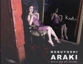 Boek cover Nobuyoshi Araki - Kaori van Reflex Art Gallery
