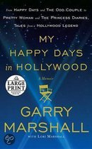 Omslag My Happy Days in Hollywood