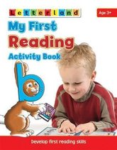 Omslag My First Reading Activity Book