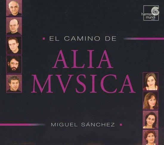 Anthology-El Camino De Alia Musica