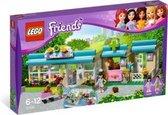 LEGO Friends Drukke Dierenkliniek - 3188