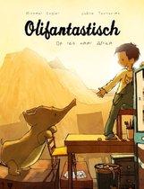 Boek cover Olifantastisch! op reis naar Afrika van Michael Engler