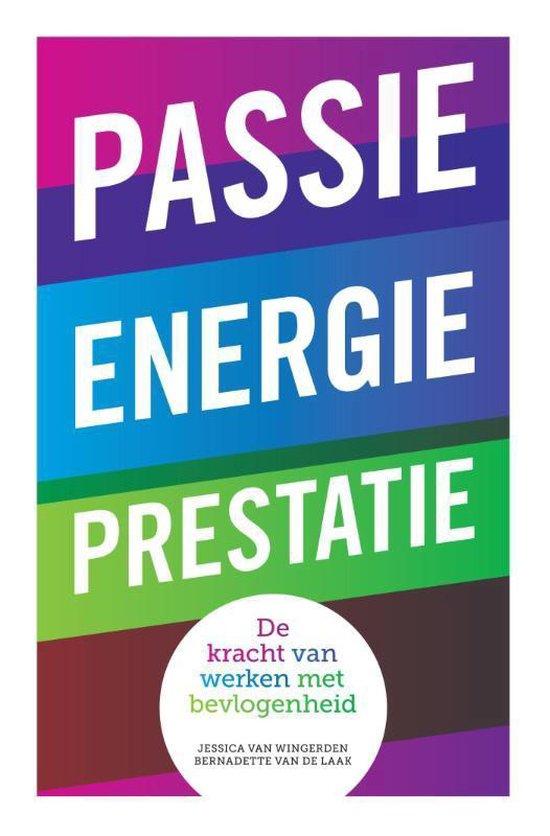 Passie, energie, prestatie - Jessica van Wingerden pdf epub