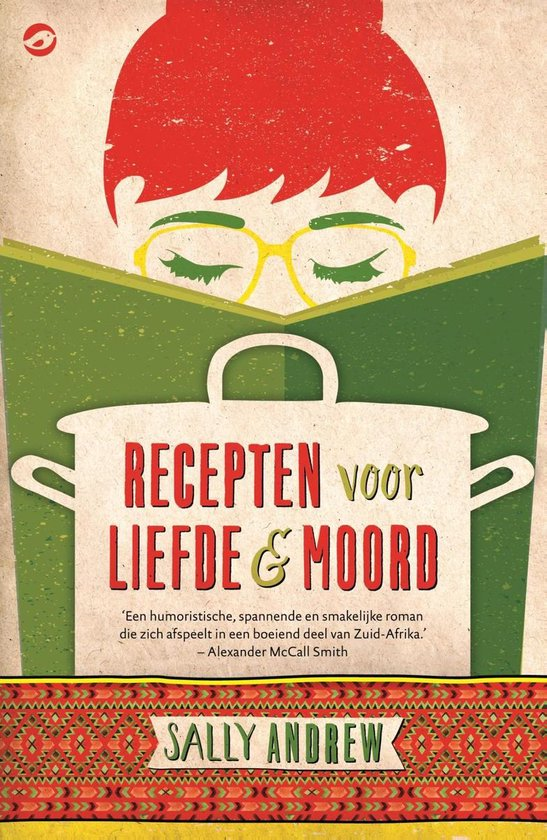 Culinaire roman - Recepten voor liefde en moord - Sally Andrew |