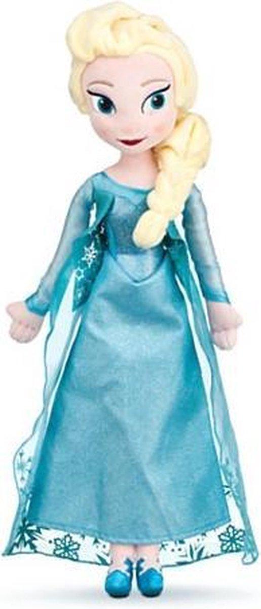 Frozen pluche knuffel-Elsa 40cm