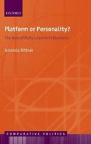 Platform or Personality?