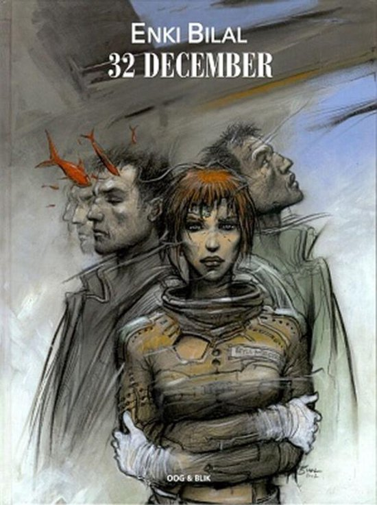 32 December - Enki Bilal |