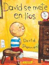 David Se Mete en Lios