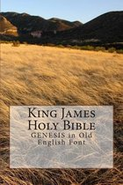 King James Holy Bible Genesis