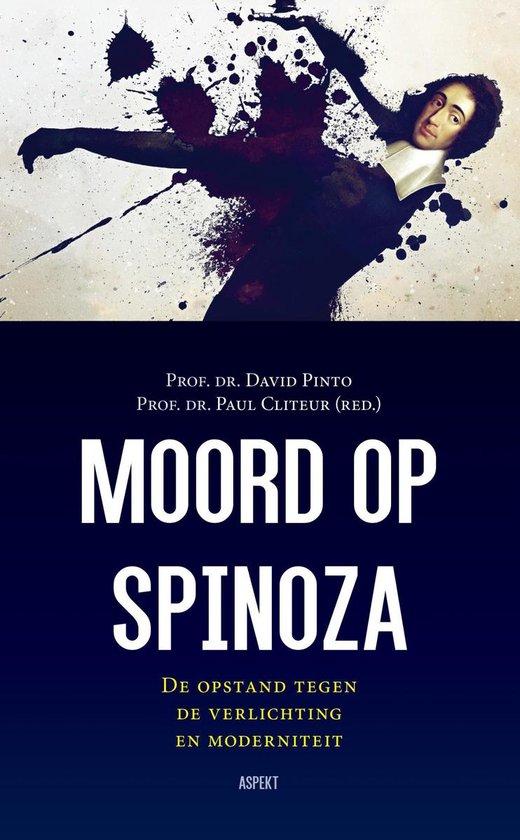 Moord op Spinoza - David Pinto pdf epub