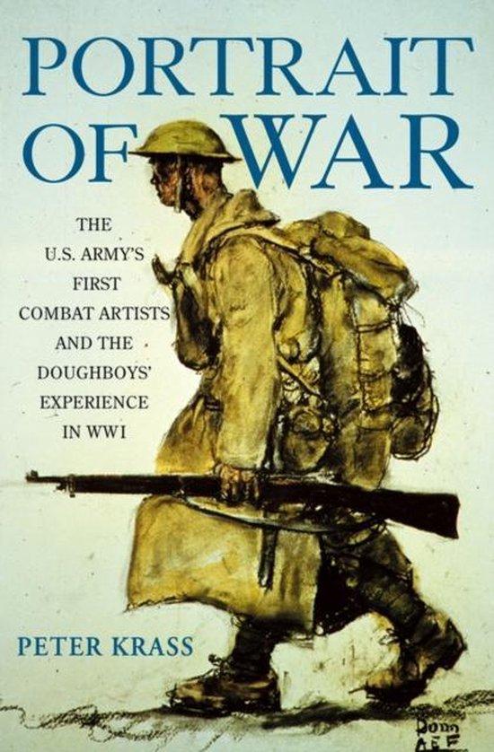 Boek cover Portrait of War van Peter Krass (Hardcover)