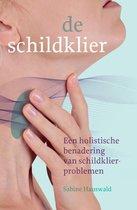 Boek cover De schildklier van Sabine Hauswald