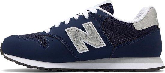 New Balance GW500 Sneakers - Maat 41 - Vrouwen - donker blauw/zilver/wit