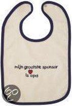 ISI Mini - Slabbetje - Mijn Grootste Sponsor is Opa