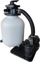 Aquaforte SQ-460 Squaretank Zandfilterset
