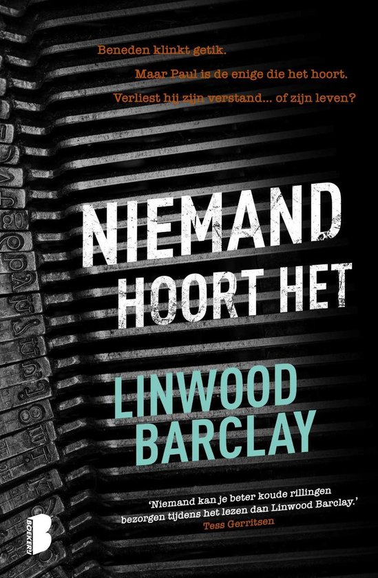 Niemand hoort het - Linwood Barclay  