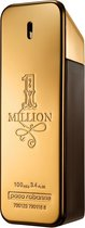 Paco Rabanne 1 Million 100 ml - Eau de Toilette - Herenparfum