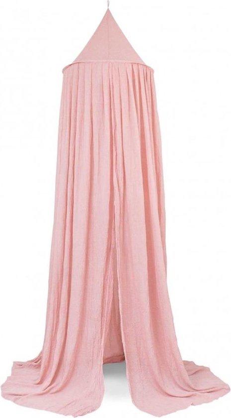 Jollein Klamboe Vintage - 245cm - Blush Pink