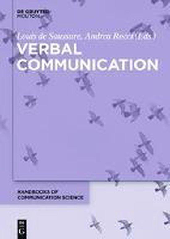Verbal Communication