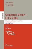 Computer Vision -- ECCV 2006