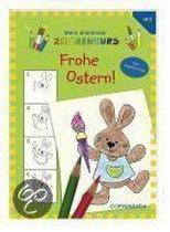 Mein allererster Zeichenkurs: Frohe Ostern!