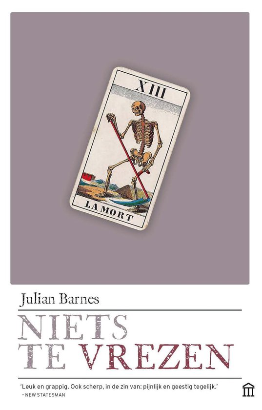 Niets te vrezen - Julian Barnes |