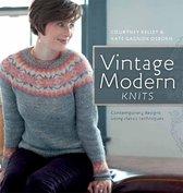 Boek cover Vintage Modern Knits van Courtney Kelly