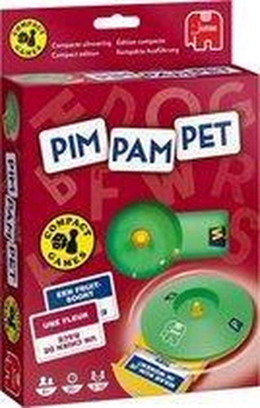 Afbeelding van het spel Pim Pam Pet Reiseditie